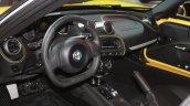 Alfa Romeo 4C Spider at the 2015 Detroit Auto Show interior (2)