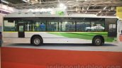 Ashok Leyland FESLF CNG side at the Bus and Special Vehicles Show 2015