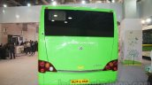 Ashok Leyland Optare Versa EV rear at the Bus and Special Vehicles Show 2015