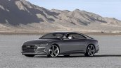 Audi Prologue piloted driving concept front three quarter official
