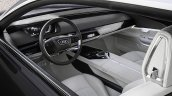 Audi Prologue piloted driving concept interior official