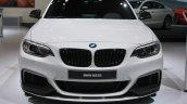 BMW M235i front at the 2015 Detroit Auto Show