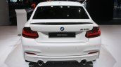 BMW M235i rear at the 2015 Detroit Auto Show