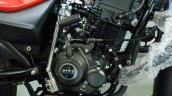 Bajaj Platina ES engine image