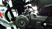 Bajaj Platina ES engine