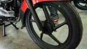 Bajaj Platina ES front wheel
