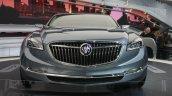 Buick Avenir Concept front at the 2015 Detroit Auto Show