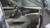 Buick Avenir Concept interior at the 2015 Detroit Auto Show (2)