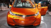 Chevrolet Bolt EV Concept at the 2015 Detroit Auto Show
