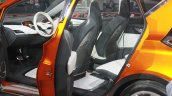 Chevrolet Bolt EV Concept cabin at the 2015 Detroit Auto Show