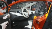 Chevrolet Bolt EV Concept dashboard at the 2015 Detroit Auto Show