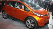 Chevrolet Bolt EV Concept displayed at the 2015 Detroit Auto Show