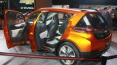 Chevrolet Bolt EV Concept doors open at the 2015 Detroit Auto Show