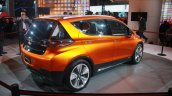 Chevrolet Bolt EV Concept rear three quarters at the 2015 Detroit Auto Show
