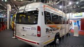 Force Super Luxury Traveller at the Bus and Special Vehicles Show 2015