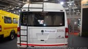 Force Super Luxury Traveller rear at the Bus and Special Vehicles Show 2015