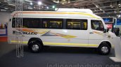 Force Super Luxury Traveller side at the Bus and Special Vehicles Show 2015