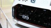 Honda N-Box Slash Cyber Concept grille at the 2015 Tokyo Auto Salon