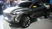 Hyundai Santa Cruz Crossover Concept at the 2015 Detroit Auto Show
