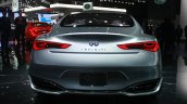 Infiniti Q60 Concept rear at the 2015 Detroit Auto Show