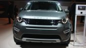 Land Rover Discovery Sport front at the 2015 Detroit Auto Show