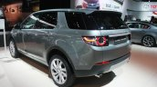 Land Rover Discovery Sport rear three quarter at the 2015 Detroit Auto Show