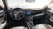 MG GS SUV dashboard press photograph