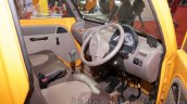 Mahindra Maxximo School Van cabin at Bus and Special Vehicles Show 2015