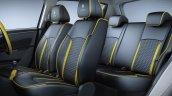 Maruti Swift Windsong Edition seat covers