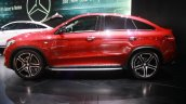 Mercedes AMG GLE 450 AMG Coupe at the 2015 Detroit Auto Show side