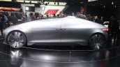 Mercedes Benz F 015 Concept side at the 2015 Detroit Auto Show