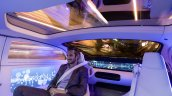 Mercedes-Benz F 015 Luxury in Motion concept interior