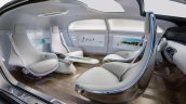Mercedes-Benz F 015 Luxury in Motion concept lounge seating official