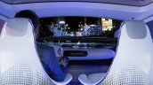 Mercedes-Benz reveals F 015 Luxury in Motion concept interior front official