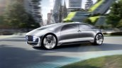 Mercedes-Benz reveals F 015 Luxury in Motion concept official side