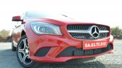 Mercedes CLA 200 CDI diamond grille Review
