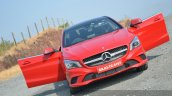 Mercedes CLA 200 CDI frameless doors Review