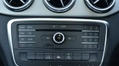 Mercedes CLA 200 CDI music system Review