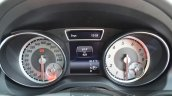 Mercedes CLA 200 cluster Review