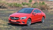 Mercedes CLA 200 profile Review