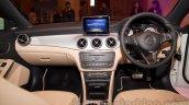Mercedes CLA dashboard India launch