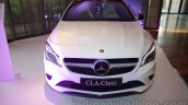 Mercedes CLA front India launch