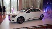 Mercedes CLA front quarters India launch