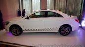 Mercedes CLA profile India launch