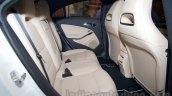Mercedes CLA rear seat India launch