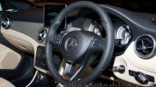 Mercedes CLA steering India launch