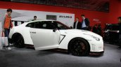 NISSAN GT-R NISMO N Attack Package front three quarter