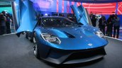 New Ford GT at the 2015 Detroit Auto Show