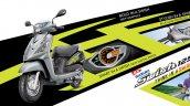 New Suzuki Swish 125