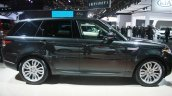 Range Rover Sport side at the 2015 Detroit Auto Show
